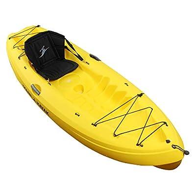 07.6260.1030-Parent Ocean Kayak Frenzy Sit-On-Top Recreational Kayak