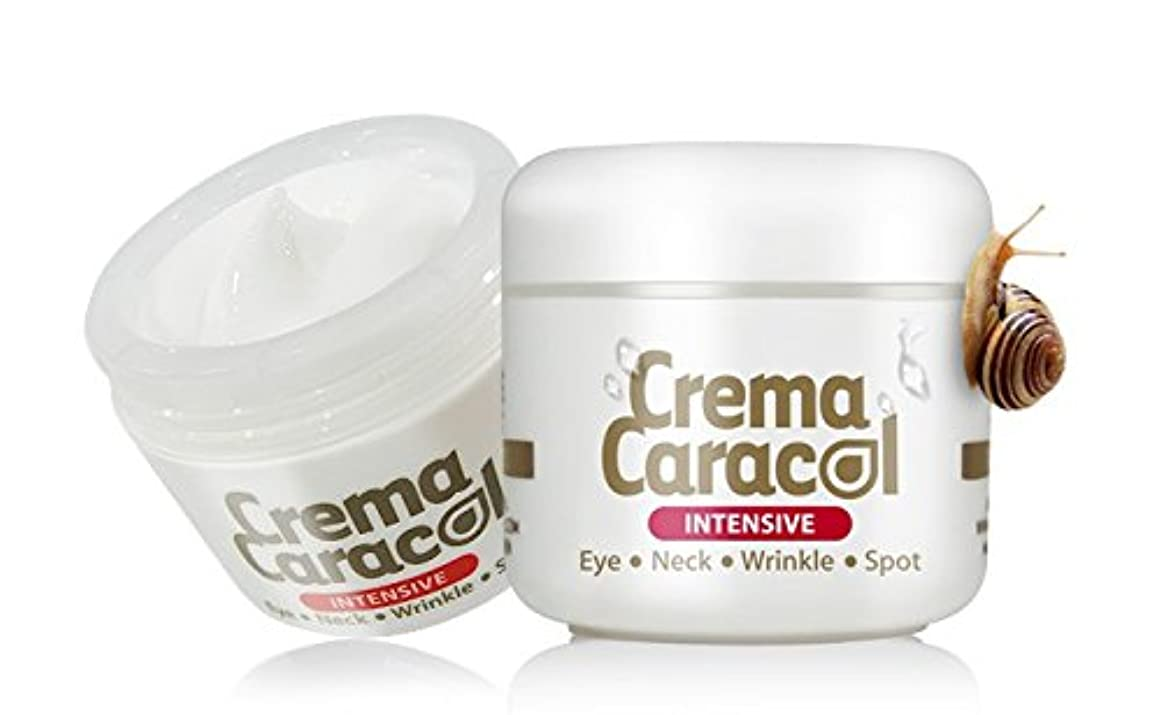 同種の南西エンゲージメント[2EA] Jaminkyung Crema Caracol Intensive Cream/ジャミンギョン [孜民耕] カタツムリ(かたつむり) インテンシブクリーム 2個 [並行輸入品]