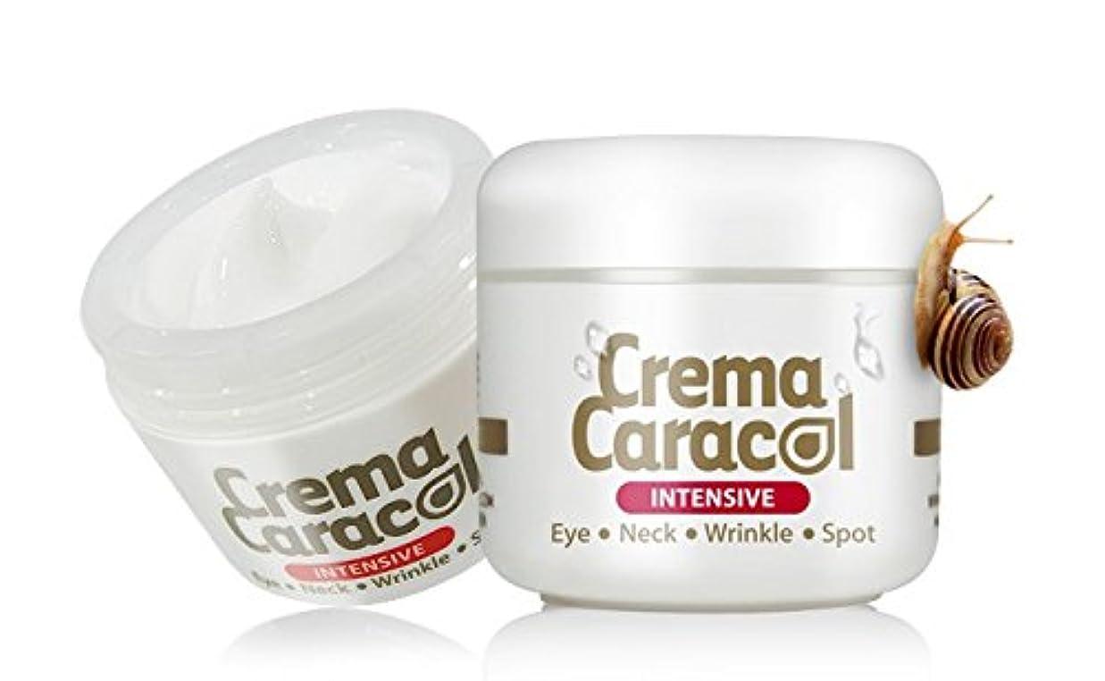 毎日繰り返し会議[2EA] Jaminkyung Crema Caracol Intensive Cream/ジャミンギョン [孜民耕] カタツムリ(かたつむり) インテンシブクリーム 2個 [並行輸入品]