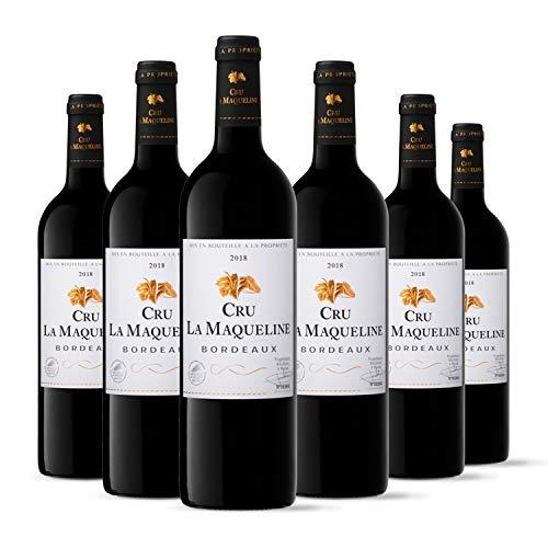 Cru la Maqueline - AOP Bordeaux - Vin Rouge -...