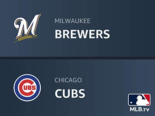 Milwaukee Brewers at Chicago Cubs