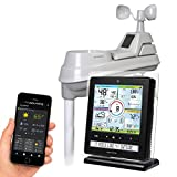 AcuRite 01536 Wireless Weather Station with PC Connect, 5-in-1 Weather Sensor and My AcuRite Remote Monitoring Weather App (Renewed)