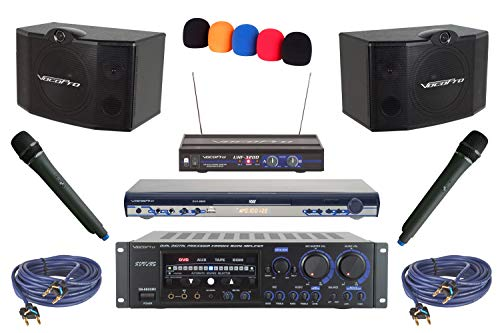 Find Discount VocoPro Bundle Package-1 Home Karaoke System