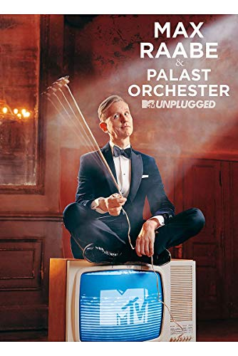 Max Raabe & Palast Orchester - MTV Unplugged [1 DVD & 1 BluRay]