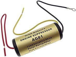 Filtro de interferencias para radio de 8 A radio de coche