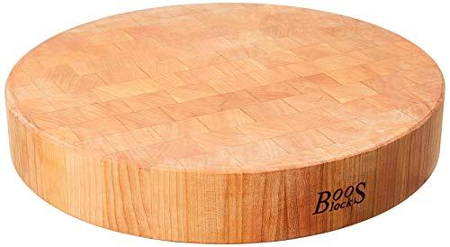 8-John Boos CHY-CCB183-R Classic Collection Chopping Block