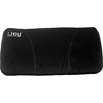 iJoy 100 Massage Chair Replacement Back Neck Support Pillow Cushion Black