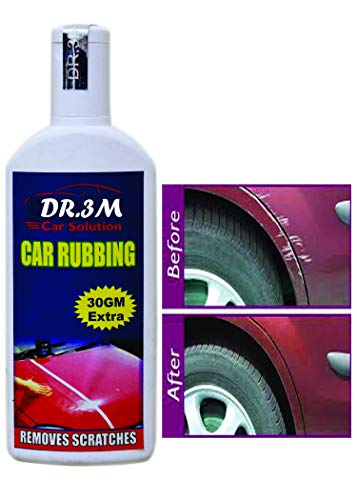 DR3M Car & Bike Scratch Remover, use All Colours (Not for Dent & Deep Scratches) +AAA 30gm EXTRA401
