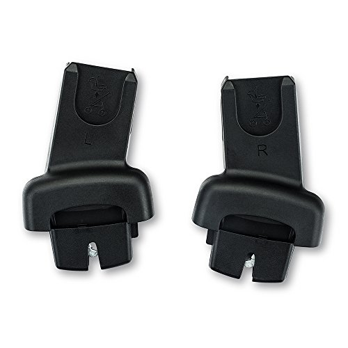 Britax Adaptador de assento infantil para assentos de carro Nuna, Cybex e Maxi Cosi