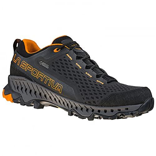 LA SPORTIVA Spire GTX, Zapatillas de Senderismo Hombre, Carbon Maple, 44 EU