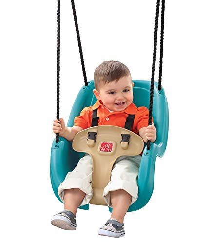 Product Image of the Step2 Infant To Toddler Swing Seat, Turquoise