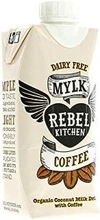 (4 PACK) - Rebel/K Coffee Mylk| 330 ml |4 PACK - SUPER SAVER - SAVE MONEY