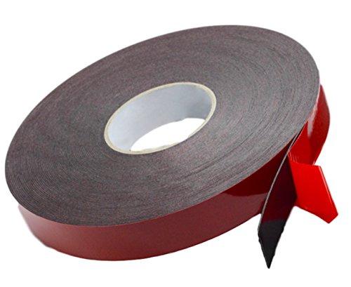 Josepha Lorraine 9種類展開 両面テープ 超強力 耐水 耐熱 テープ 40mm x 30m