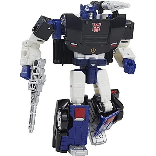 QKESS Transformers Toys, KO Transformers Toy Autobots Cover Mobile Robots, The Best Gift For Children Transformers Robot Toy.