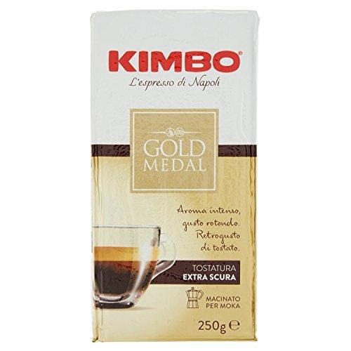Kimbo - Gold Medal Miscela di Caffe' - 10 pezzi da 250 g [2500 g]