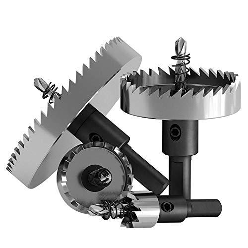 Hoge snelheid stalen opener, metalen plaatwerk gespecialiseerd in roestvrijstalen aluminiumlegering dunne plaat ruimer boor-100 MM