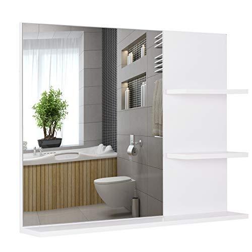 Muebles De Baño Con Espejo Marca kleankin