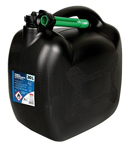 Lampa 66984 20 Liter Benzinkanister aus Kunststoff