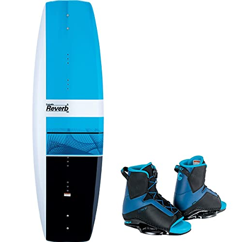 Connelly Reverb Wakeboard 136 cm W/Empire Bindings L/XL 9-12
