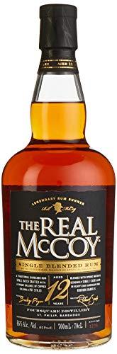 The Real Mccoy 12Yo Rum (1 X 0.7 L)