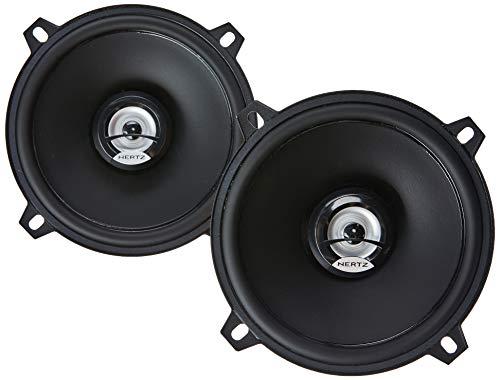 Hertz DCX130.3 - Koaxiale Autolautsprecher, schwarz