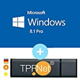 MS Windows 8.1 Pro 32 bit & 64 bit -