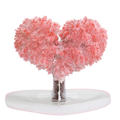 CHshe Magic Paper Tree Wachsender Baum Toy Boys Girls Neuheit Christmas Flower Paper Tree