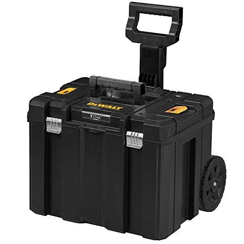 DeWalt DWST1-75799 T STAK Mobile Box (Abmessung 500 x 440 x 380 mm, 30 kg Belastbarkeit)