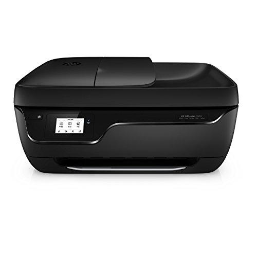 HP OfficeJet 3835 AiO 4800 x 1200 DPI Inkjet A4 8.5ppm Wi-Fi - Multifunzione (getto d'inchiostro, 4800 x 1200 DPI, 60 fogli, A4, stampa diretta, nero)