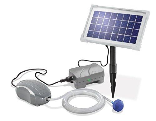 Esotec Solar Air Plus 101872 Vijverbeluchter op zonne-energie