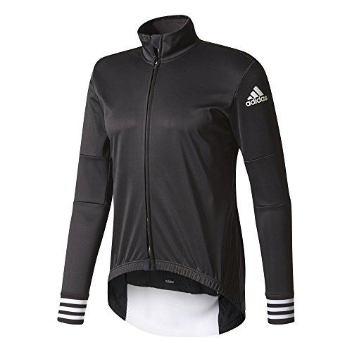 adidas Herren Adistar Winter Trikot, Schwarz, XL