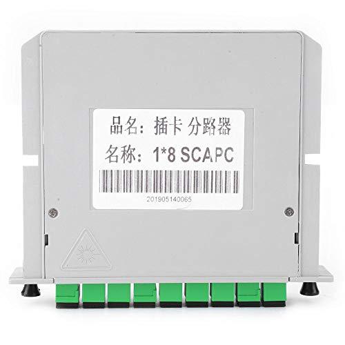 [Xmas Present]Optical Fiber Cables, Optic Splitters, All-Fiber Stable...