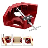 Housolution Right Angle Clamp, Single Handle 90°Corner Clamp,...