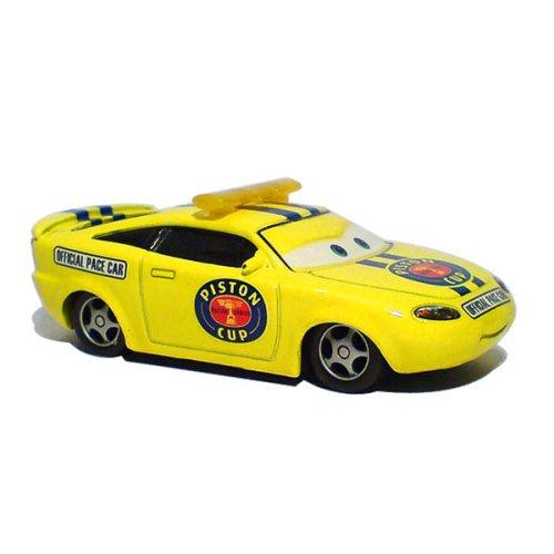 Cars Character Car - Charlie Checker (#65)