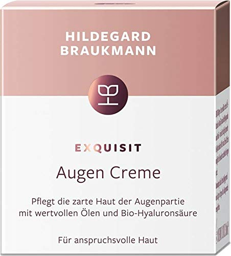 Hildegard Braukmann Exquisit Augencreme, 30 ml