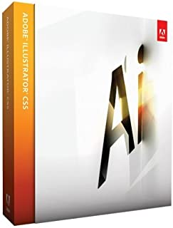 【旧製品】Adobe Illustrator CS5 Windows版 (旧価格品)