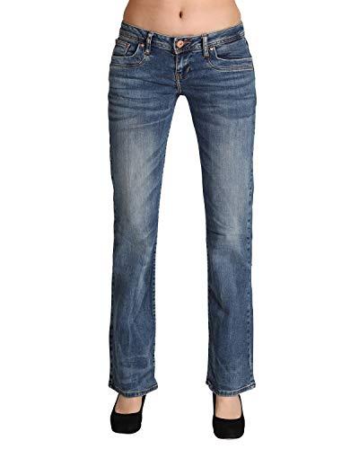 LTB Stretch Bootcut-Jeans 5145-51575 Valerie Clelia Wash: Weite: W26 | Länge: L36