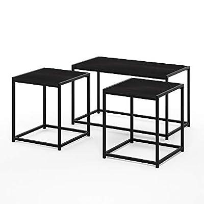 Furinno Camus Modern Living Room Table Set