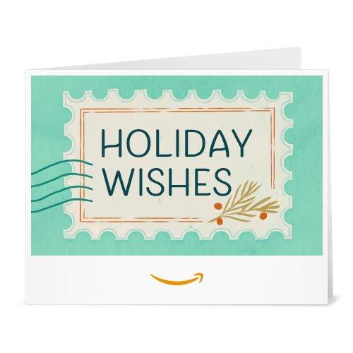 Amazon Gift Card - Print - Holiday Post