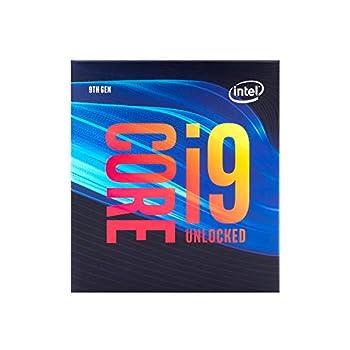 Intel Core i9-9900K Desktop Processor 8 Cores up to 5.0GHz Unlocked LGA1151 300 Series 95W  BX806849900K