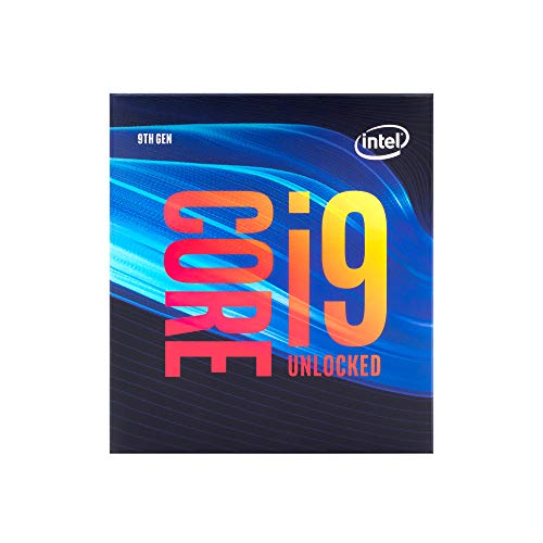 [CPU] Intel Core i9-9900K - $319.99