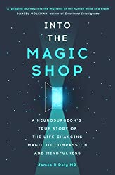 Into the Magic Shop: A neurosurgeon's true story of the life-changing magic of mindfulness and compassion by James Doty
