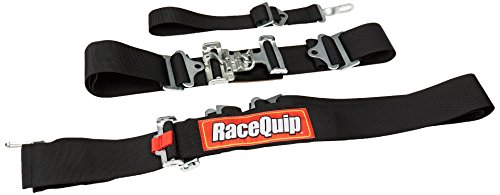RaceQuip SFI 16.1 Latch and Link 5-Point Safety Harness Set