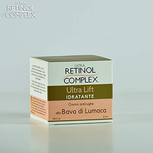 Ultra Retinol Complex Crema Viso Antirughe...