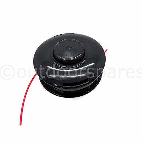 Stiga Motorsense Nylon Trimmer Head Teil Nr. 3l4353240/1Für aufgeführten Modelle