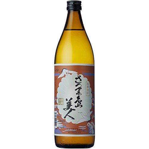 長島研醸 さつま島美人 芋 25度 瓶 900ml