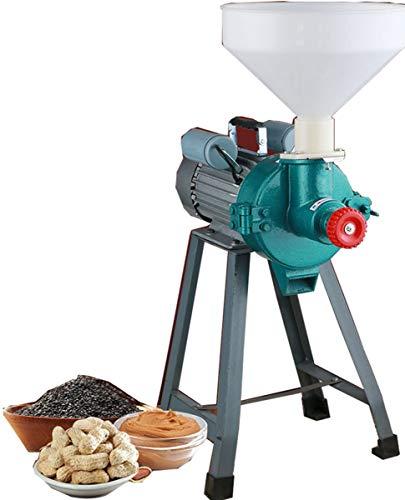 Newtry 15 kg/H kommerzielle Erdnussbutter Maker Edelstahl Sesampaste Maschine Miniatur Haushalt Automatik Mahlmaschine
