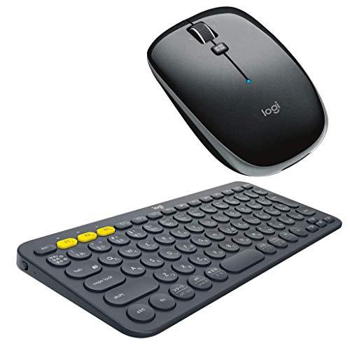 福袋 ロジクール ワイヤレス マウス キーボード セット 無線 [ M557GR K380BK ]