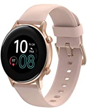 Smartwatch UMIDIGI Urun, Built-in GPS Smartwatches for Women and Men, Fitness Tracker with Oxygen Monitor, Heart Rate Monitor Pedometer, Waterproof Sports Watch for Running, Compatibel met Android en iOS