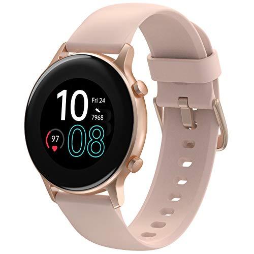 UMIDIGI Smartwatch para Mujer, Urun Reloj Inteligente GPS Incorporado con Monitoreo de Oxígeno en Sangre Pulsera, 17 Modos Deportivos